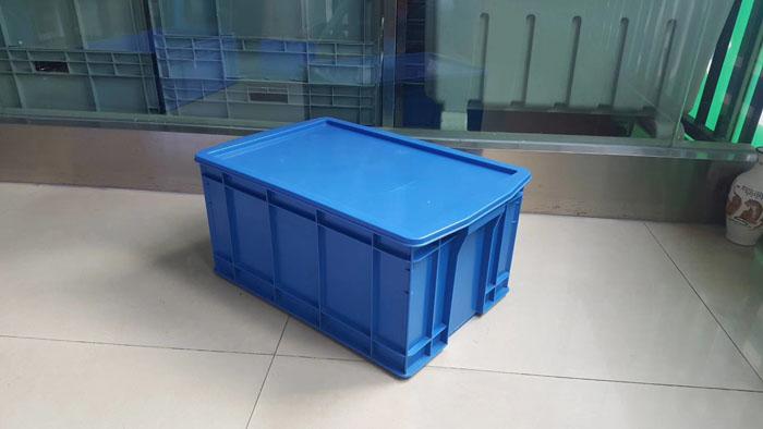 攀枝花仁和区塑料胶箱装鱼的塑料箱子生产厂家