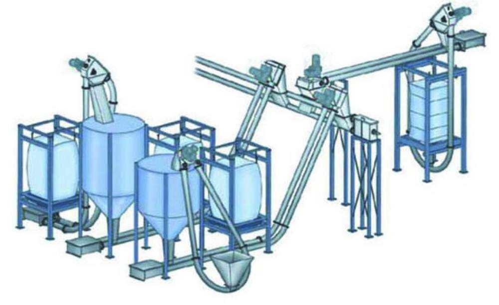 优质管链输送机加工多用途 矿粉输送机湖州