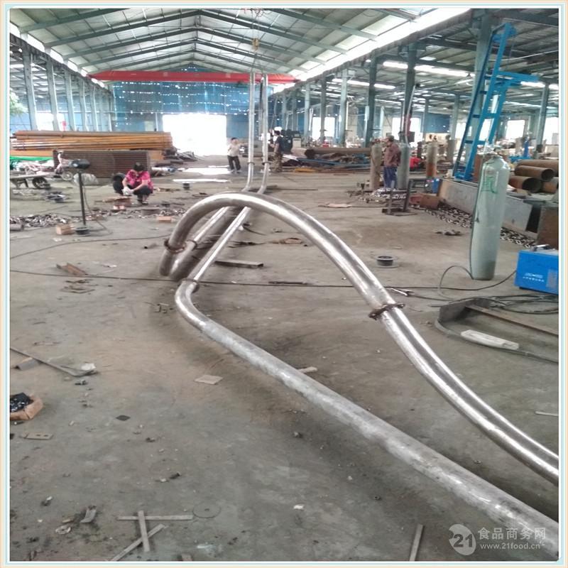 专业管链输送机厂家新品 石灰粉盘链提升机吉林