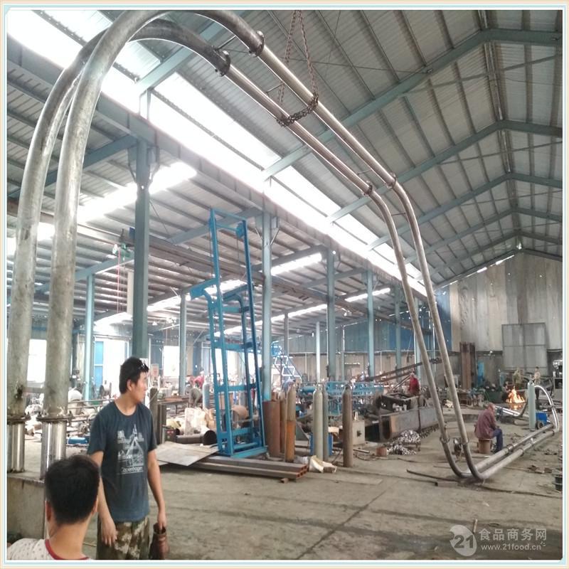 供应管链输送机厂家推荐 石英砂灌仓垂直管链机抚顺