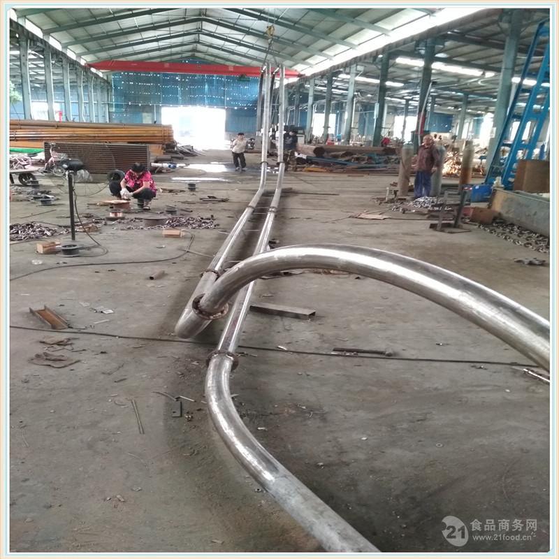 管链输送机公司防尘 颗粒管链输送机吉林