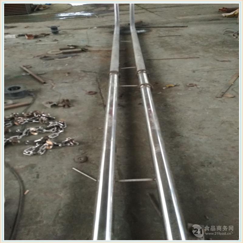 专业订制管链输送机批发价耐磨 颗粒管链输送机连云港