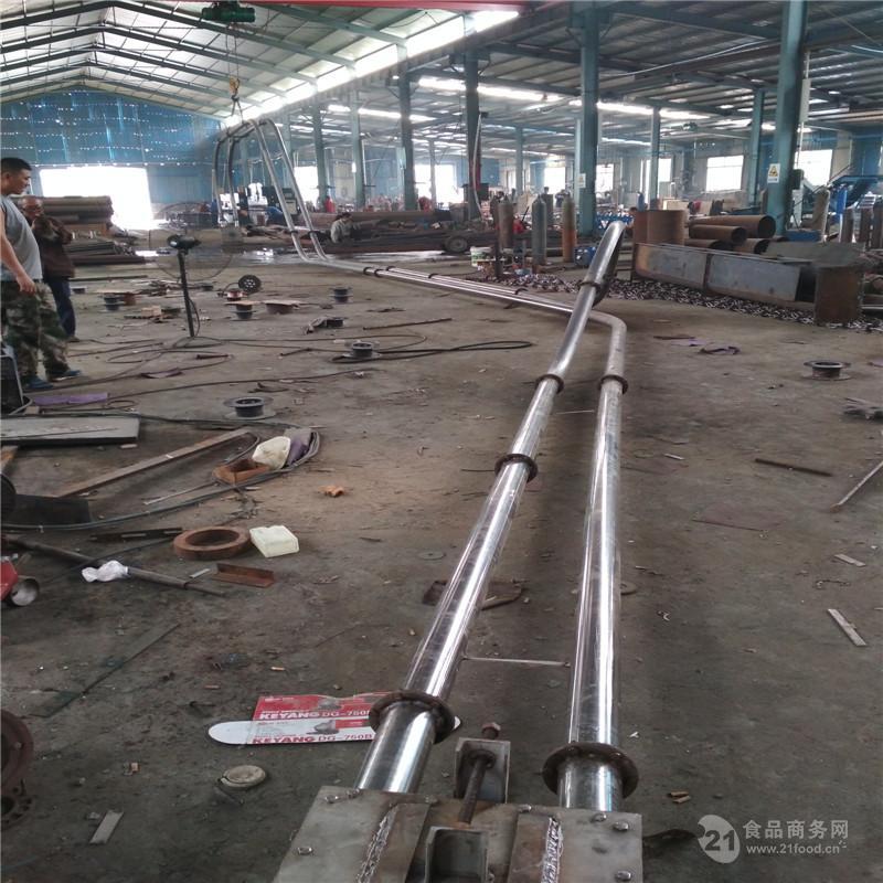 管链输送机生产商厂家推荐 钙粉提升机廊坊