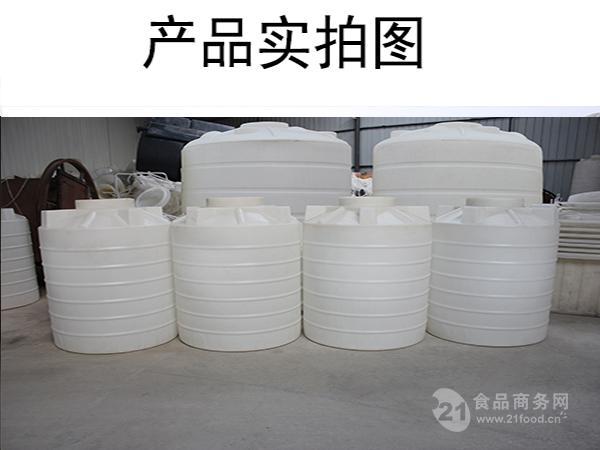 甘南塑料桶廠家 甘南10噸工地PE水箱本地廠家