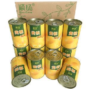 顺砀黄桃罐头整箱12罐价格多少钱