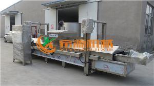环保型炸煎饼果子薄脆油炸机设备6500型