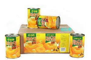 砀山黄桃水果罐头12罐价格多少钱