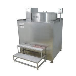供应东莞海川湖大型甜不辣制浆机 鱼类加工机械