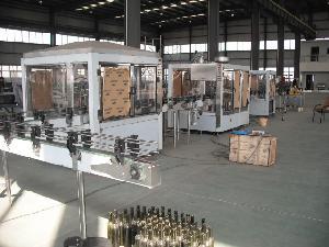 3000瓶/时葡萄酒灌装线价格,红酒过滤机厂家