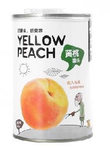 桃夫子黄桃罐头425g*5罐价格多少钱