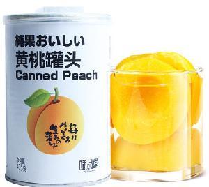 味品堂黄桃罐头425g*6罐装价格多少钱