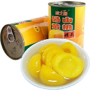梨之缘黄桃新鲜水果罐头12罐*425克价格多少钱