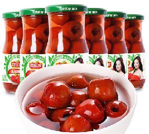 欢乐家山楂罐头256gX6罐价格多少钱