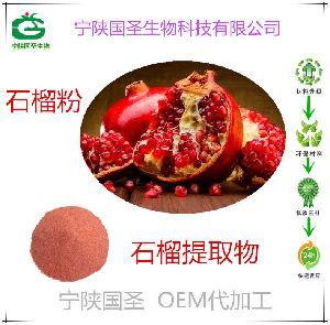 石榴酵素 石榴提取物优质原料 源头厂家 现货 包邮