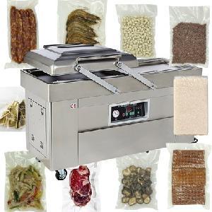豪华型DZ-600-2S全自动食品真空包装机