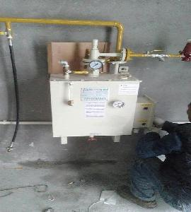 厂家直销香港中邦壁挂式30kg液化气汽化器原装正品