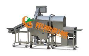 提供鳕鱼块裹粉机 XY系列鳕鱼裹粉机批发价格