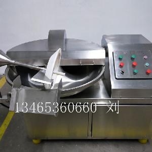 鱼豆腐斩拌机 厂家直销双速斩拌机