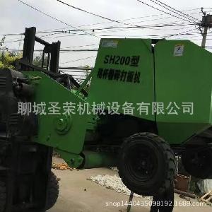 河北玉米秸秆粉碎捡拾打捆机厂家