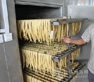 豆腐皮烘干房腐竹空气能干燥设备