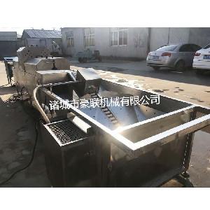 厂家供应优质全自动不锈钢式鸡蛋清洗机多功能洗蛋机