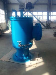新乡新航500吨大流量自清洗水过滤器厂家