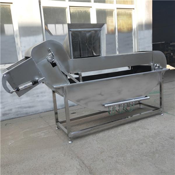 厂家直销全自动精品沥血船式浸烫池