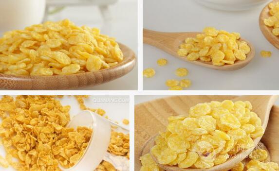 早餐粥玉米片 加工机械