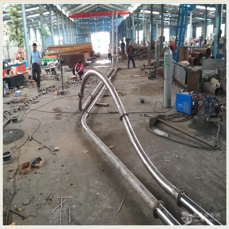 管链粉体输送机多用途 粉体料管链机河南