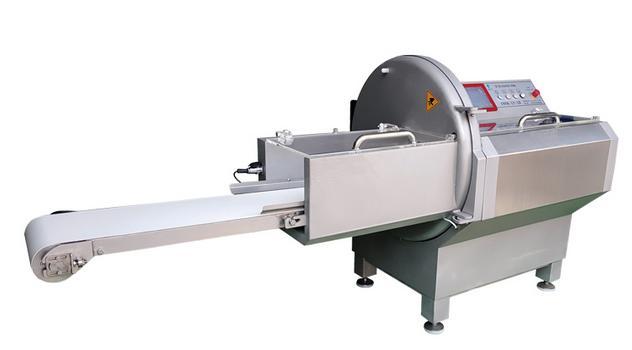 STW-25K 全自动切片/砍排机