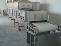 微波黄豆熟化机