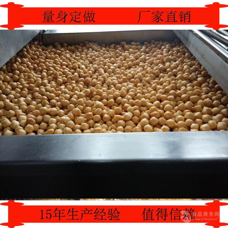 电加热豆泡油炸机专业生产厂家