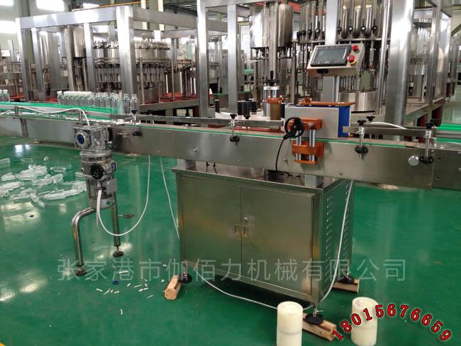 果汁饮料生产线