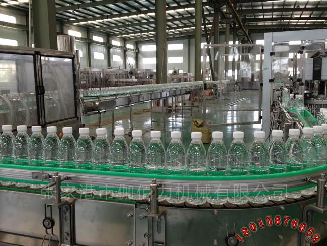 全自动小瓶水灌装设备 矿泉水灌装生产流水线