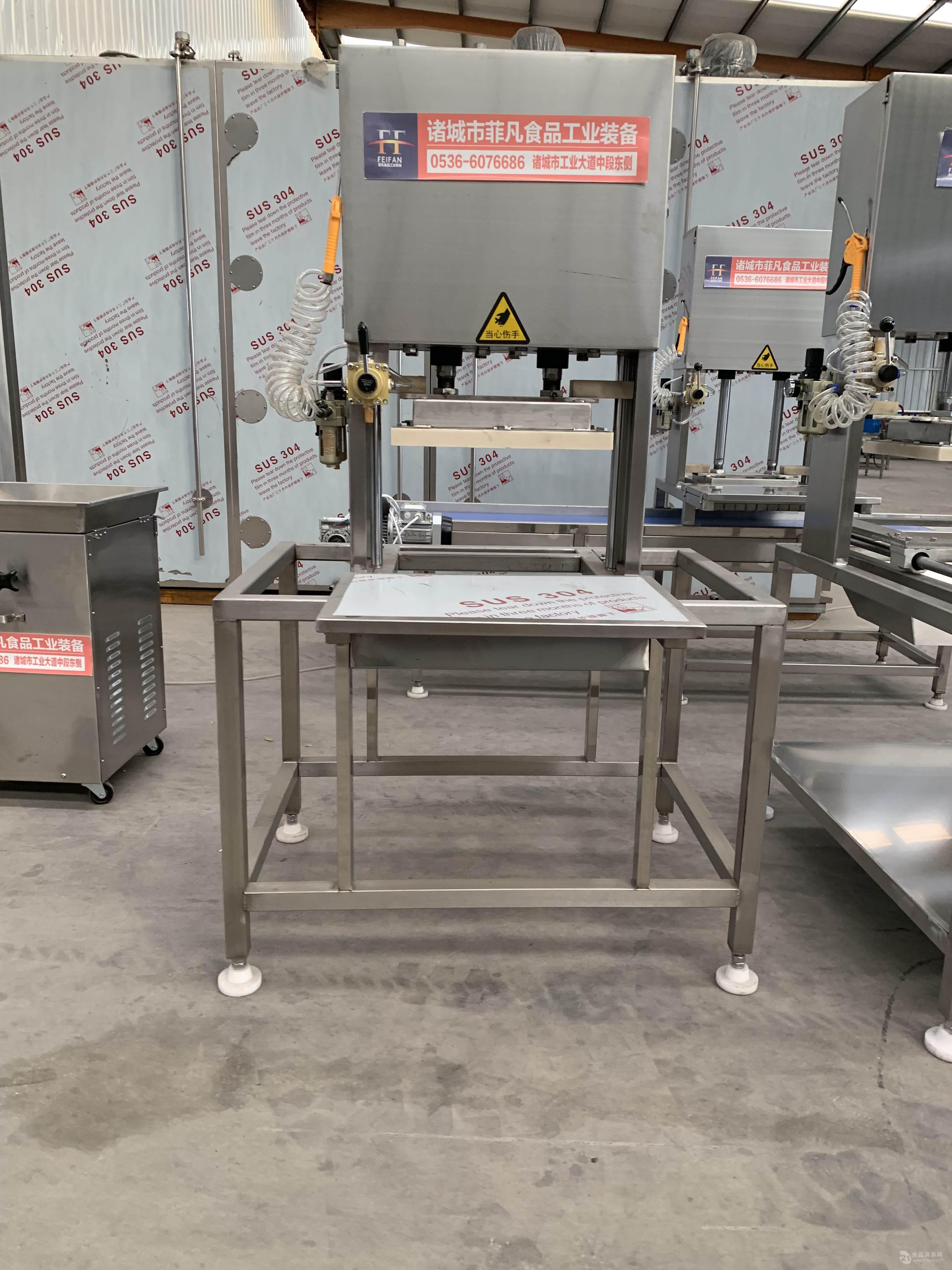 诸城大小型千页豆腐生产设备价格多少钱哪家好专业厂家