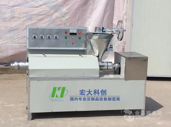 新式多功能牛排豆皮机 一机多用型牛排豆皮机 宏大科创 厂家直销