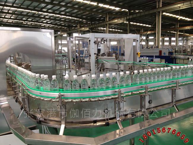 全自动矿泉水灌装机 纯净水加工生产设备