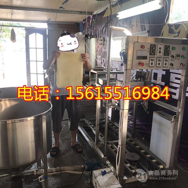 河南自动仿手工豆腐皮機,豆腐皮机厂家直销價格