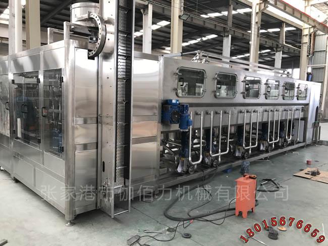 桶装水生产线 矿泉水大桶生产设备 5加仑桶装水灌装机