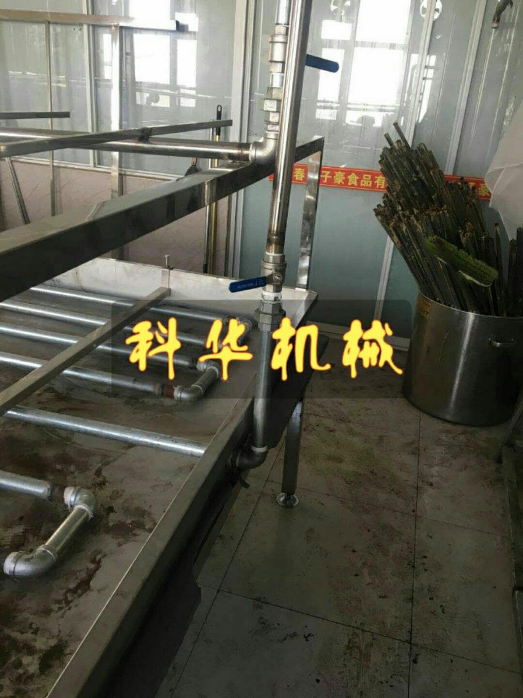 廣東手工半自動腐竹生産線,手工腐竹機多少錢一台