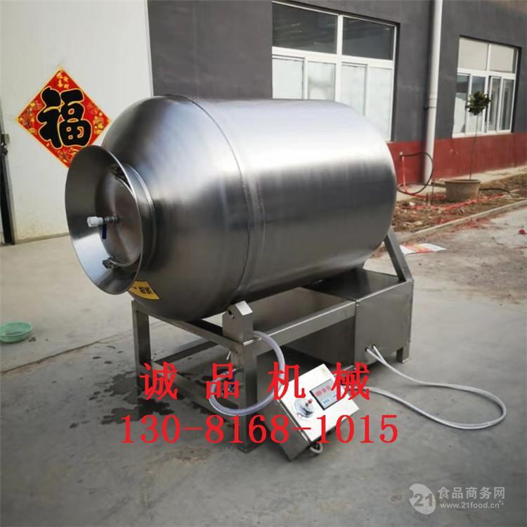 不锈钢肉类真空滚揉机多少钱 厂家售后有保证