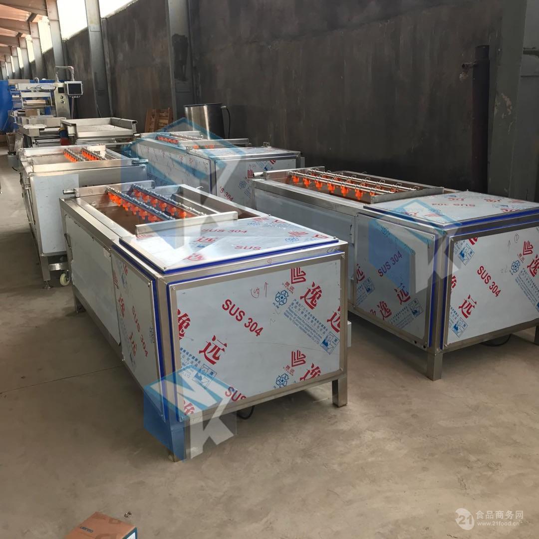 低价直销扇贝清洗设备  海产品清洗机 土豆清洗机诚招代理