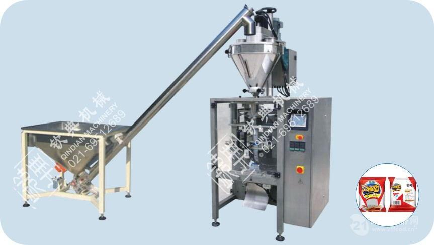 厂家供应QD-420/520豆奶粉全自动包装机
