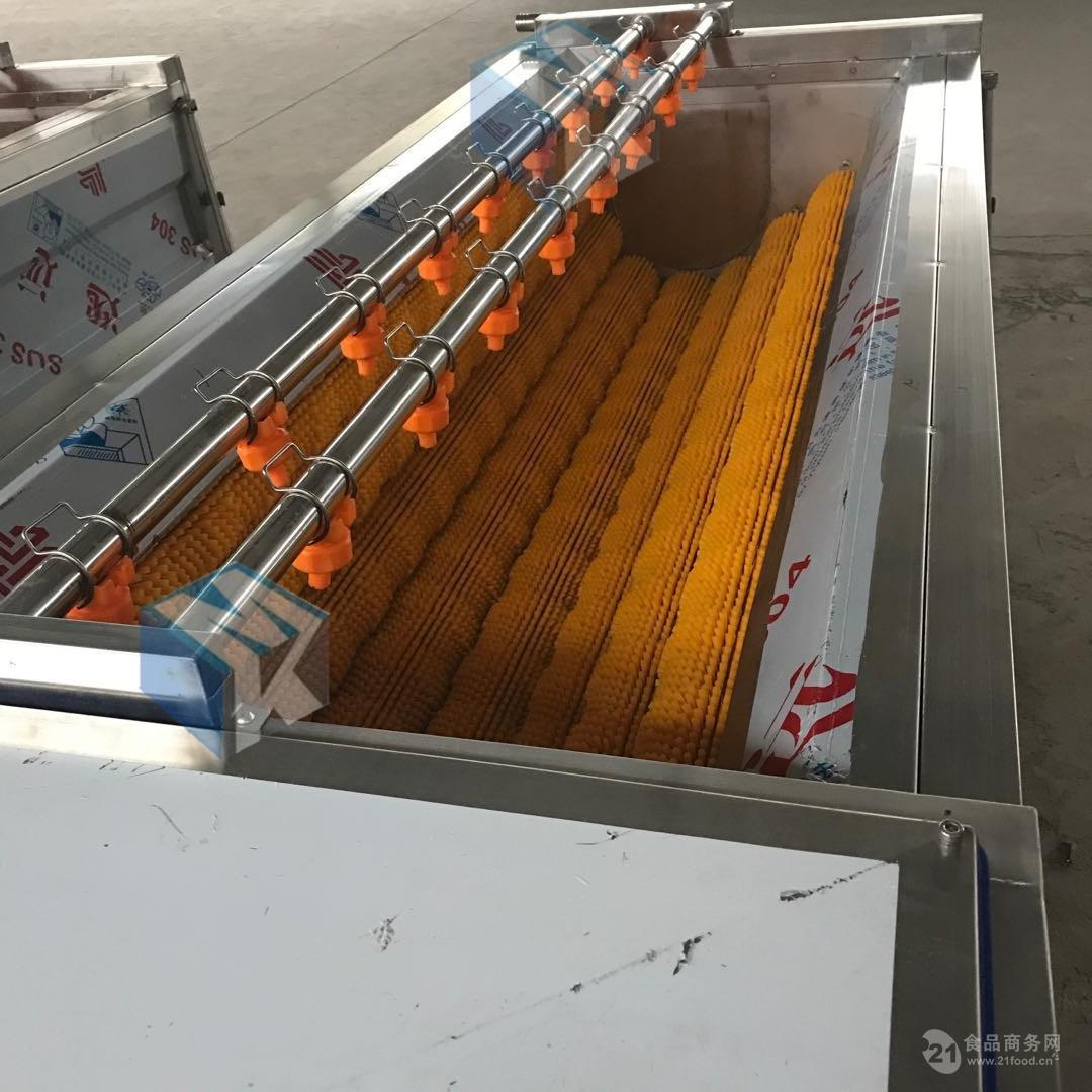 供应土豆清洗机  全自动土豆去皮清洗机