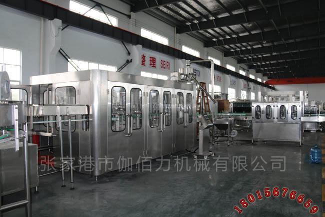 500ml瓶装水灌装机 三合一纯净水生产设备