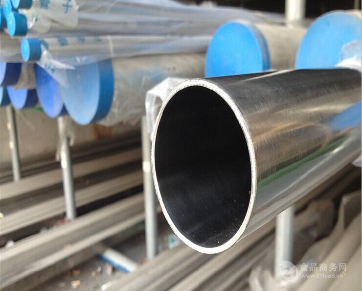 进口医用304不锈钢卫生级管,品质GMP标准
