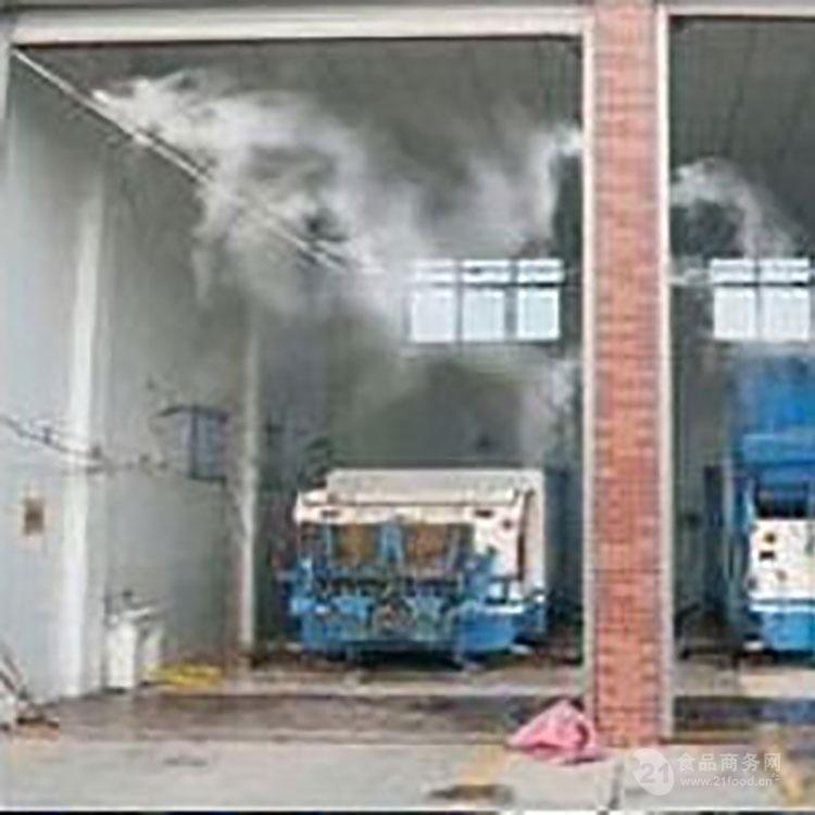 垃圾中转站喷雾设备