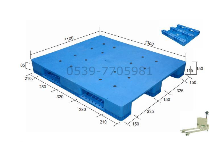 1.3米*1.1米  川字平板