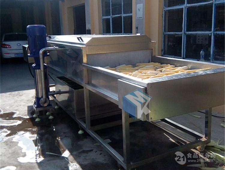 玉米清洗机专业生产厂家 玉米清洗流水线