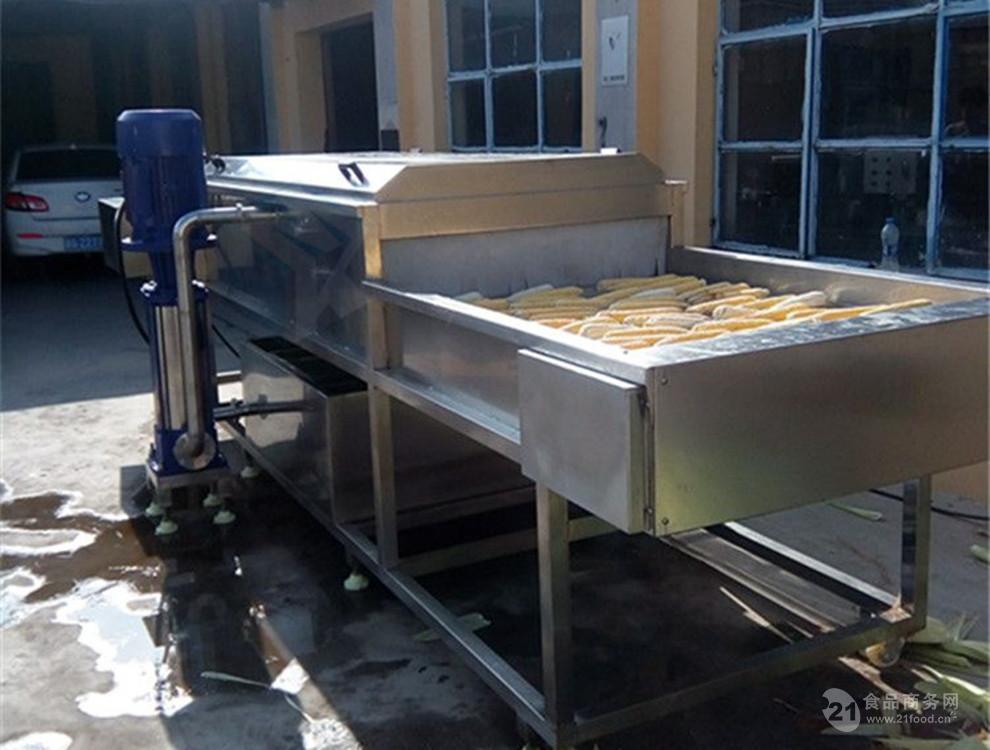 热销玉米专用清洗机 玉米深加工流水线